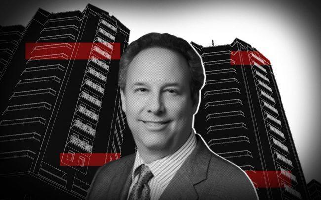 Pebblebrook CEO Jon Bortz (Credit: iStock)
