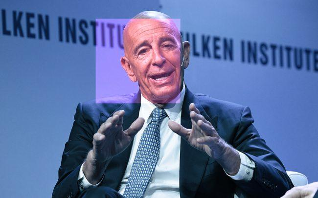 Colony Capital CEO Tom Barrack (Photo by Michael Kovac/Getty Images)