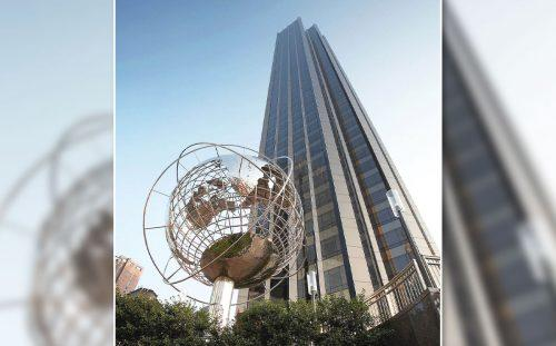 Trump International Hotel & Tower in Manhattan (Credit: Trump.com)