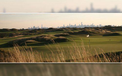 Trump Golf Links in the Bronx (Credit: Trump Golf)