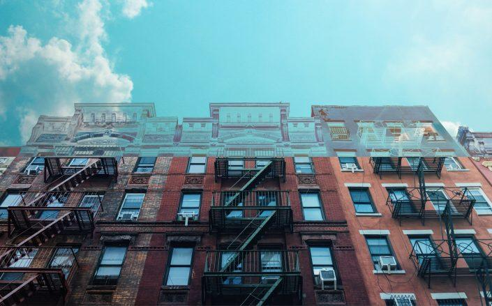Despite reports of drastic rent shortfalls in April, nearly all renters paid something, a national survey found (Credit: iStock)