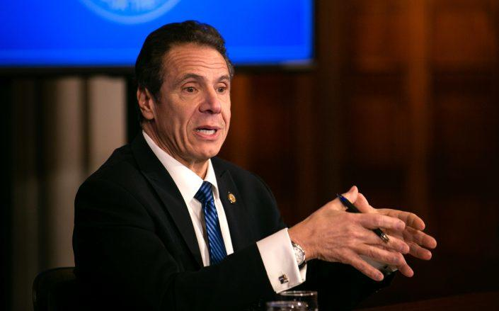 Governor Andrew Cuomo (Photo by Karla Ann Cote/NurPhoto via Getty Images)