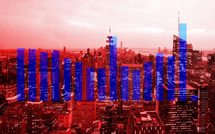 Business bankruptcy filings in New York soared last month (Credit: iStock)