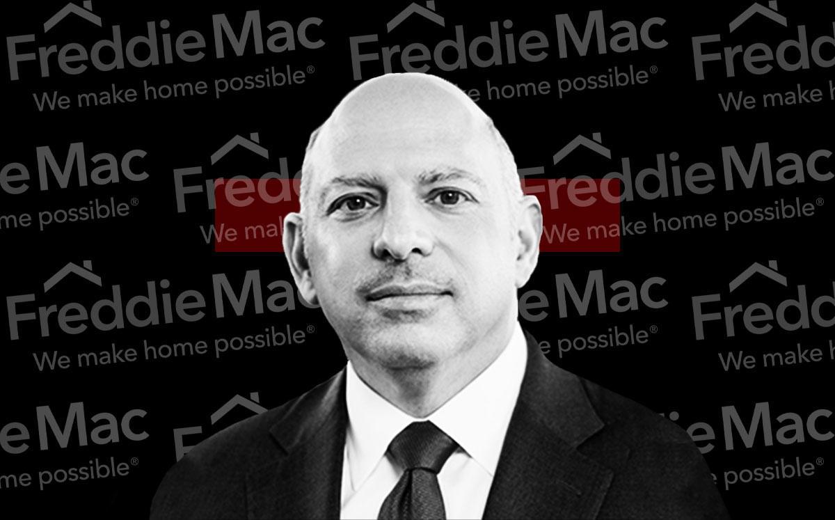 Freddie Mac CEO David Brickman