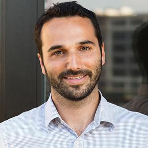 Industrious CEO Jamie Hodari