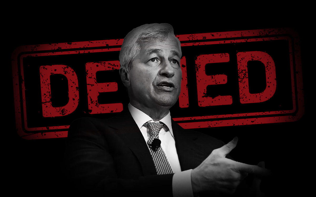 JPMorgan Chase CEO Jamie Dimon (Credit: Win McNamee/Getty Images)