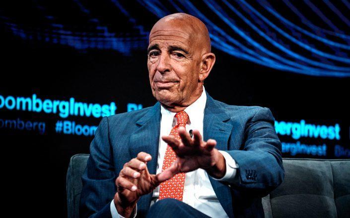 Colony Capital CEO Tom Barrack (Photo by Misha Friedman/Getty Images)