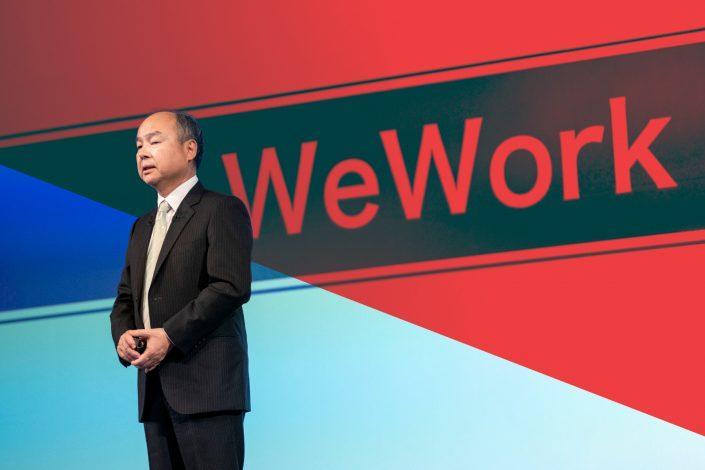 Softbank CEO Masayoshi Son (Photo by Alessandro Di Ciommo/NurPhoto via Getty Images)