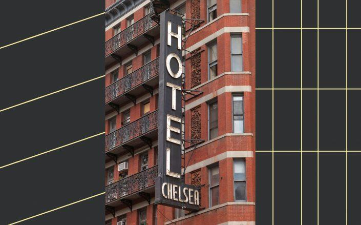 The Hotel Chelsea (Credit: Ben Hider/Getty Images)