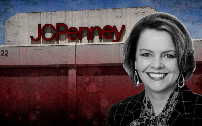 J.C. Penney CEO Jill Soltau (Credit: Justin Sullivan/Getty Images)