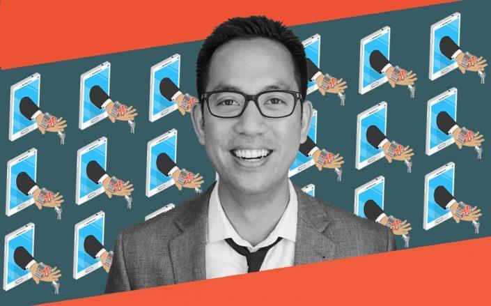Opendoor CEO Eric Wu (Credit: iStock)