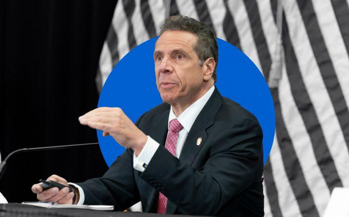 Governor Andrew Cuomo (Credit: Ron Adar / Echoes Wire/Barcroft Media via Getty Images)