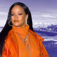 """Rihanna is on the hunt for a Hamptons getaway. And she """"doesn't have a budget"""""""