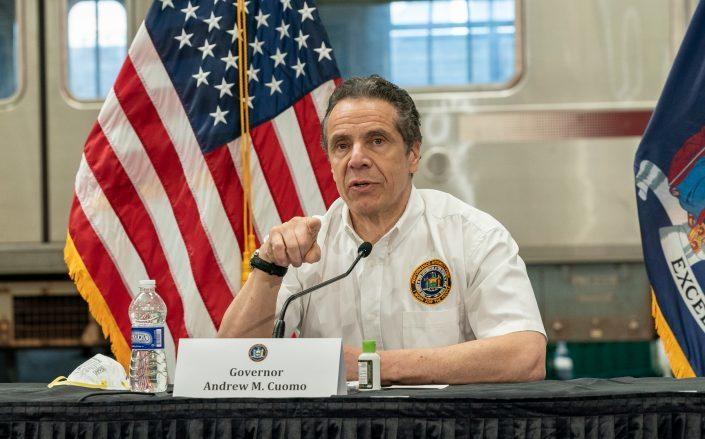 Governor Andrew Cuomo (Photo by Lev Radin/Pacific Press/LightRocket via Getty Images)