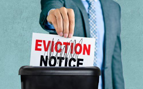 New York State lawmakers strike deal on eviction and foreclosure bill. (iStock)