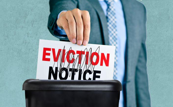 New York State lawmakers have approved a moratorium on evictions for the remainder of the Covid-19 emergency. (iStock)