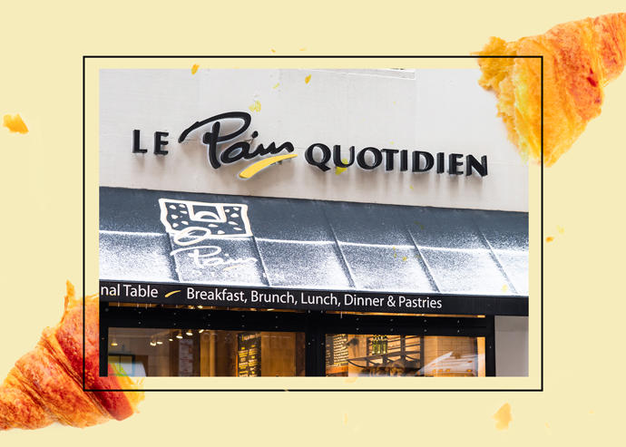 Le Pain Quotidien freed from 59 leases in bankruptcy