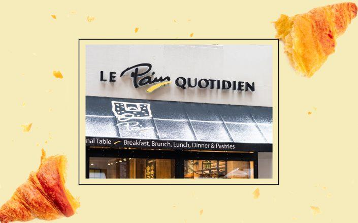 A judge allowed Le Pain Quotidien to be released from 59 of its leases. (Getty, iStock)