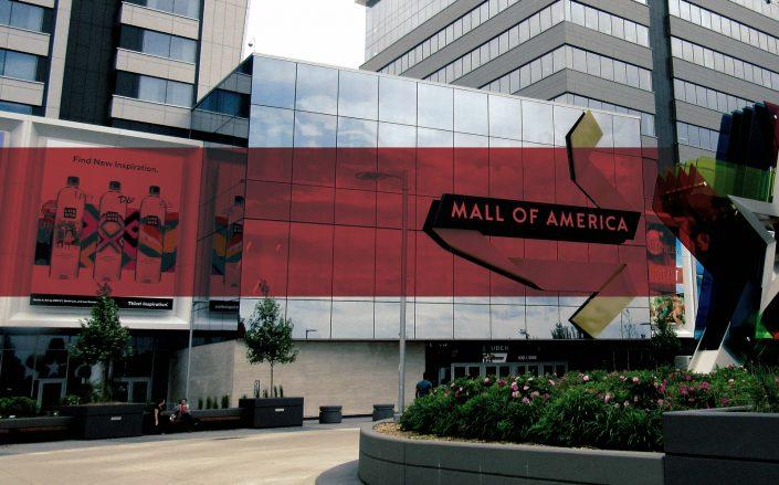 Mall of America in Minnesota (Farragutful via Wikipedia)