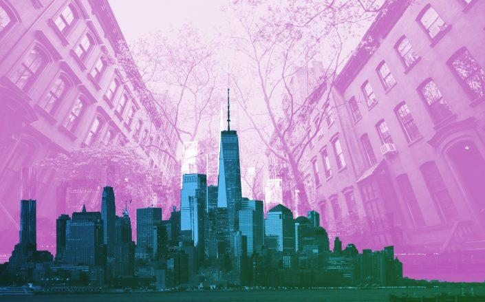 For the first time in six weeks, the number of Manhattan homes that went into contract increased. (Credit: iStock)