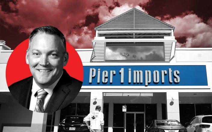 Pier 1 CEO Robert Riesbeck (Credit: Joe Raedle/Getty Images)
