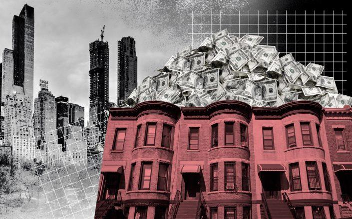 After the rent law of 2019 passed, multifamily market values plummeted. But tax assessments are unchanged (Credit: iStock)