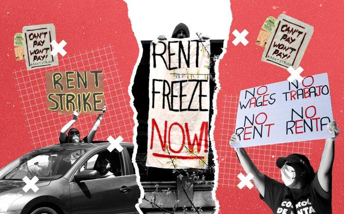 "As the ""cancel rent"" movement gains traction from New York to Kansas City, property owners are organizing and counteracting."