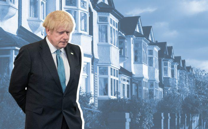 The coronavirus pandemic put $102B worth of U.K. home sales – and $1B in broker fees – on ice. Buyers are returning to the market and sellers never really left, possibly setting up the market for a quick recovery. (Prime Minister Boris Johnson by STEFAN ROUSSEAU/POOL/AFP via Getty Images)