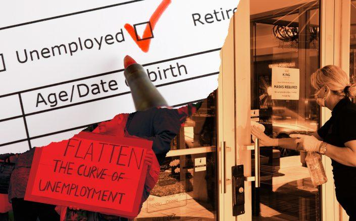 Millions of new jobless claims were filed last week, as all 50 states have now begun the complicated process of reopening their economies for business. (Getty, iStock)
