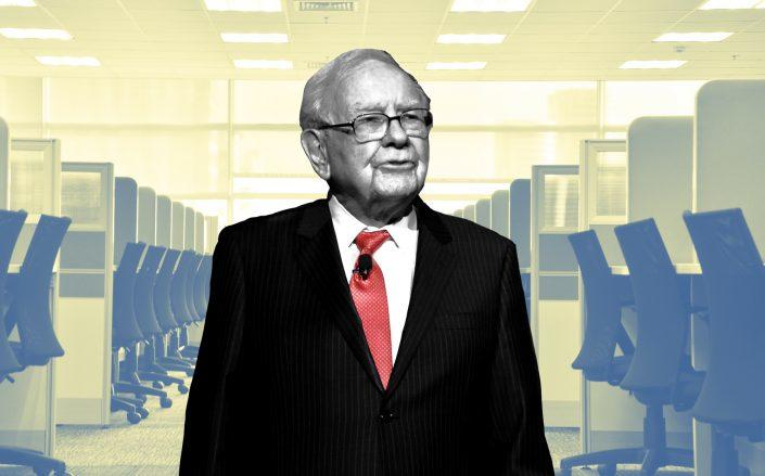 Berkshire Hathaway CEO Warren Buffett (Buffett by Taylor Hill/FilmMagic)