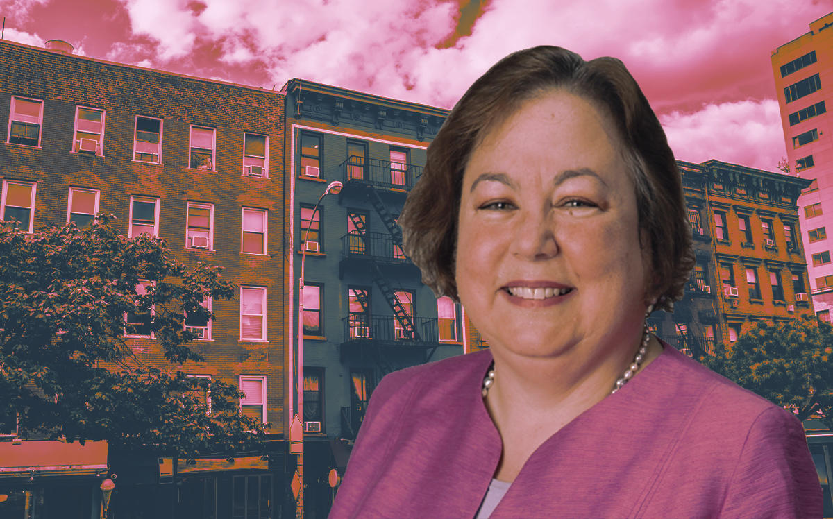 NY State Senator Liz Krueger (iStock)
