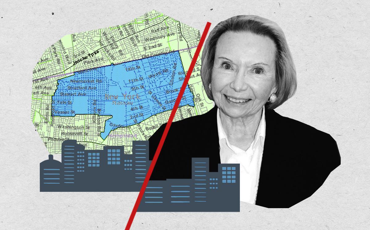 Mayor Theresa Trouvé and Garden City (Wikipedia)