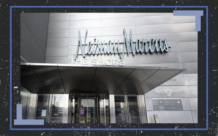 Neiman Marcus at Hudson Yards (Getty, iStock)