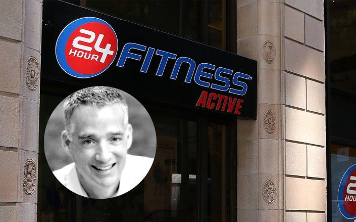 24 Hour Fitness CEO Tony Ueber (LinkedIn, Getty)