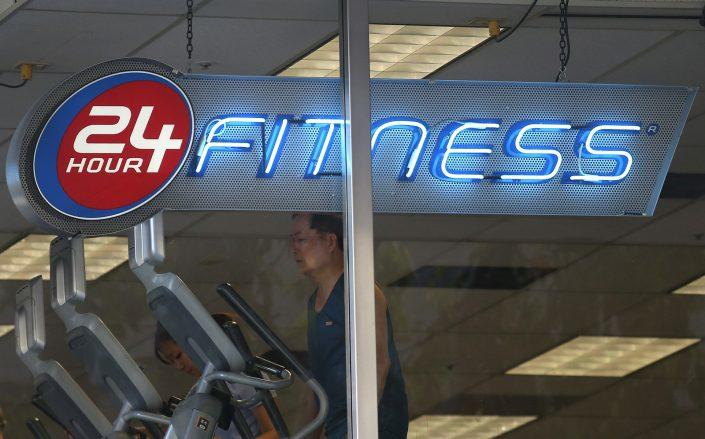 24 Hour Fitness is preparing for a possible bankruptcy filing even as it begins reopening locations. (Getty)