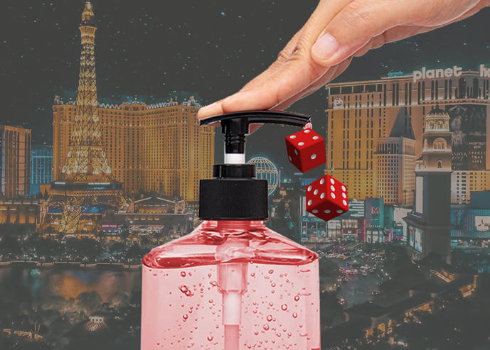 Las Vegas Casinos Reopen With Social Distancing Measures | The Real Deal