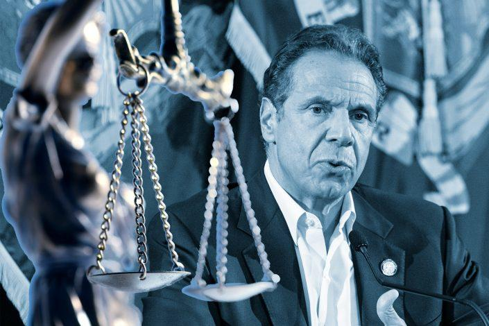 A group of Westchester County landlords is suing over Gov. Andrew Cuomo's eviction moratorium. (Getty, iStock)
