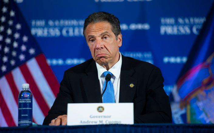 Governor Andrew Cuomo (Getty)