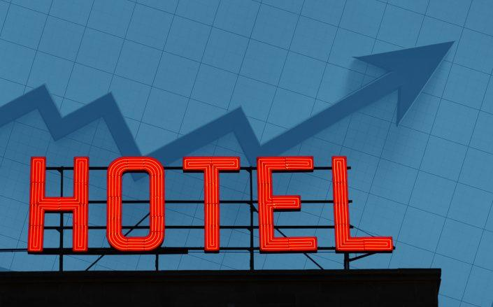 Demand for hotel rooms continued to rise in many markets across the country last week. The civil unrest of the last two weeks may have dampened demand in some cities. (iStock)