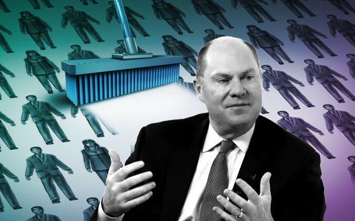 ICSC President Tom McGee (ICSC via YouTube, iStock)