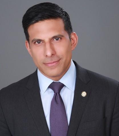 Sam Chandan, NYU