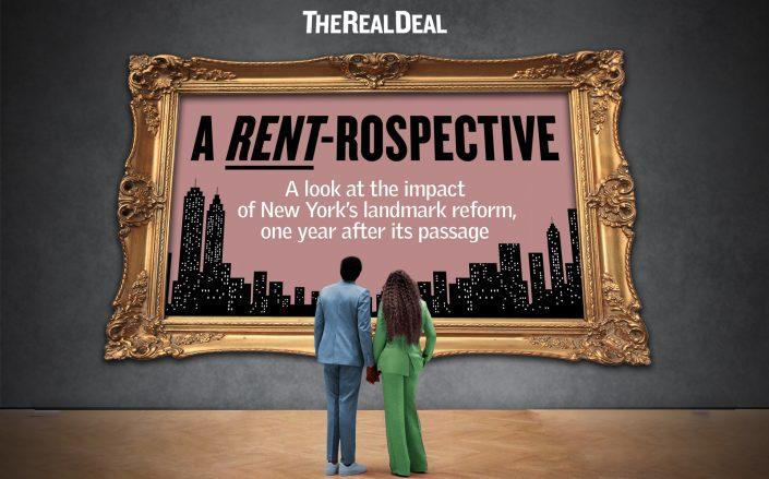 Rent-rospective: Assessing the rent law, one year after its passage