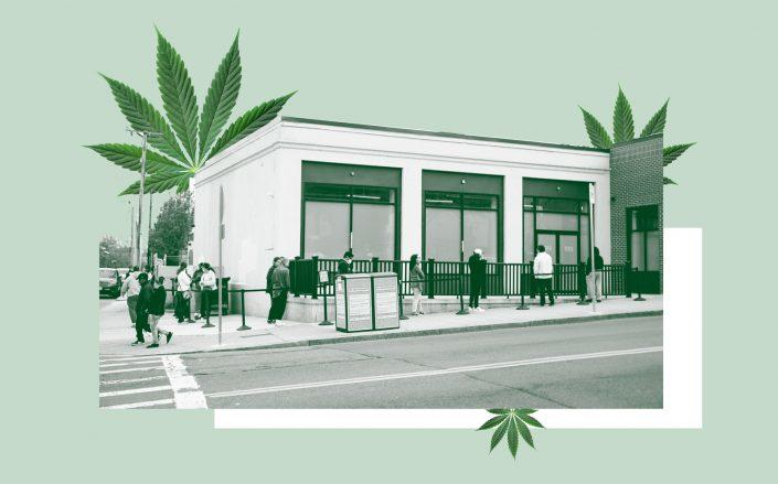 Landlords of cannabis production facilities and dispensaries are outperforming the market (Getty, iStock)