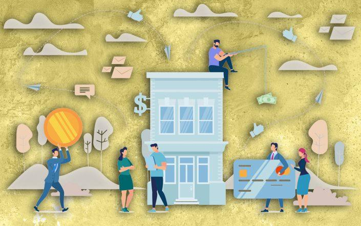 The record-breaking real estate loan total continues a run of increases since the second quarter of 2018. (iStock)