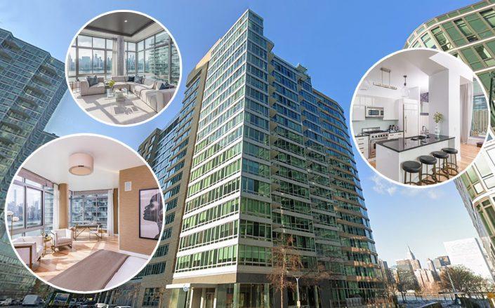 Penthouse at 46-30 Center Boulevard (Compass, Google Maps)