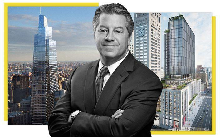 SL Green CEO Marc Holliday, One Vanderbilt and One Madison Avenue