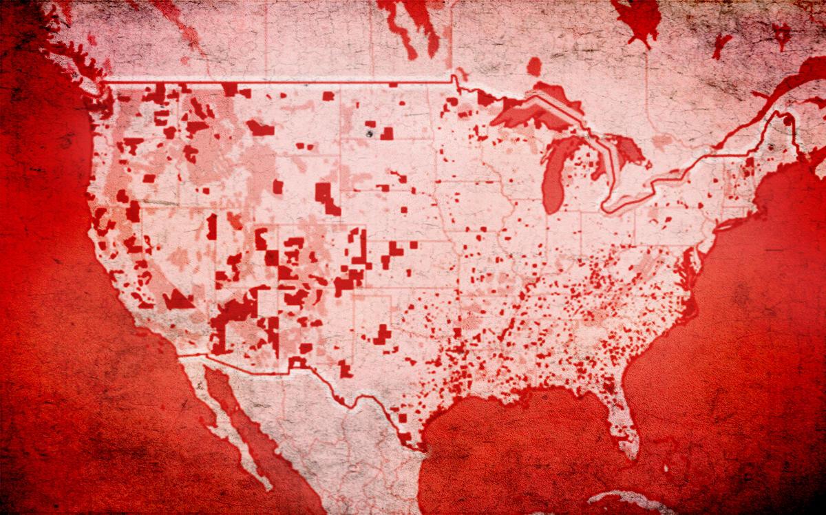 Opportunity Zones across the U.S. (Enterprise Community Partners)