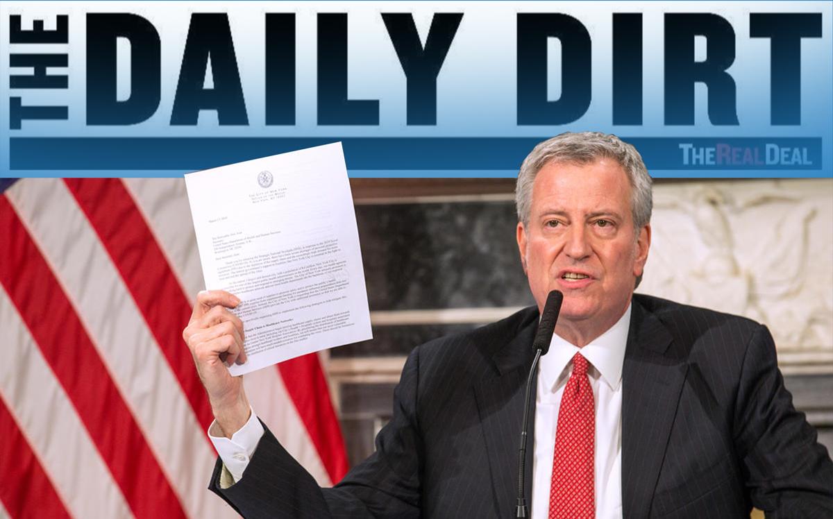 Mayor Bill de Blasio (Photo by William Farrington-Pool/Getty Images)
