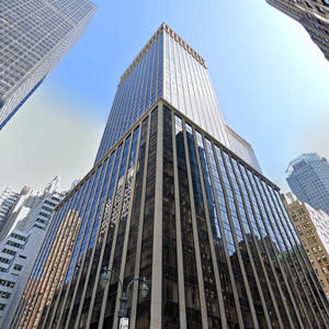 JLL is marketing 437 Madison Avenue in New York (Google Maps)
