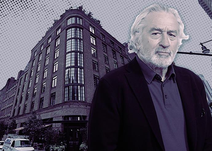Robert De Niro's Nobu, Greenwich Hotel Struggling - The ...
